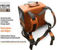 Enkore Amp El'Fire Ubic Back Pack