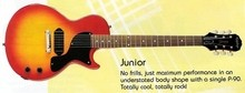 Epiphone Les Paul Junior (P-90)