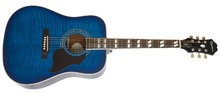 Epiphone Limited Edition 2014 Hummingbird Artist
