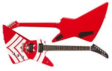 "Epiphone Ltd. Ed. Jason Hook ""M-4"" Explorer Outfit"