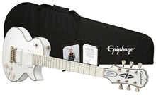 "Epiphone Matt Heafy Limited Edition ""Sn?fall"" Les Paul Custom 6-String Outfit"
