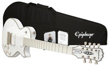"Epiphone Matt Heafy Limited Edition ""Sn?fall"" Les Paul Custom 7-String Outfit"
