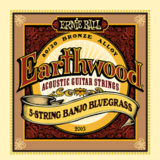 Ernie Ball EarthWood 80/20 Bronze Banjo