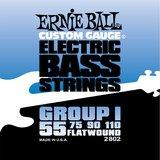 Ernie Ball Flat Wound Electric Bass