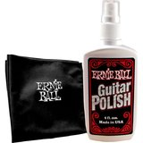 Ernie Ball Guitar Polish with Microfiber Cloth