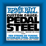 Ernie Ball Pedal Steel Stainless Steel Wound 10-String E9 Tuning