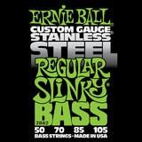 Ernie Ball Stainless Steel Bass