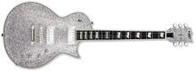 ESP Eclipse-II w/Duncans - Silver Sparkle