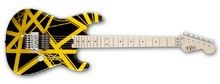 EVH Striped - Yellow