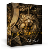 Evolution Series World Percussion 2 - Africa