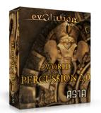 Evolution Series World Percussion 2 - Asia