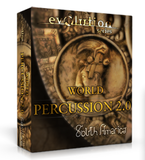 Evolution Series World Percussion 2 - South America