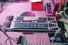 Excel Pedal Steel Guitar Compagny D10