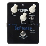 Fame CH-10 BL Softener Black Edition