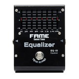 Fame EQ-10 BL Equalizer Black Edition