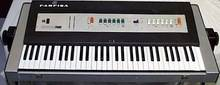 Farfisa Professional Piano