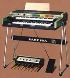 Farfisa vip 500