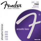 Fender 7060 Phosphor Bronze
