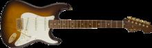Fender Artisan Okoume Stratocaster