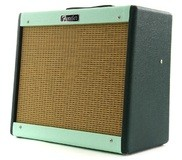 "Fender Blues Junior III ""Green Eagle"""