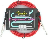 Fender California Clear Cable