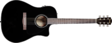 Fender CD-60CE [2011-2016]