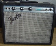 Fender Champ (Silverface)