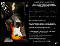 Fender Custom Shop 2009 Custom deluxe