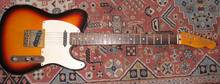 Fender Custom Shop '60 Relic Telecaster