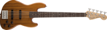 Fender Deluxe Active Jazz Bass V Okoume