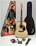 Fender DG-8S Acoustic Pack