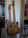 Fender Double manche Tele+Precision bass
