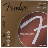 Fender Dura-Tone Coated 10-48 Extra Light 880XL