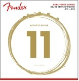 Fender Dura-Tone Coated 11-52 Custom Light 880CL