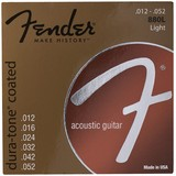 Fender Dura-Tone Coated 12-52 Light 880L