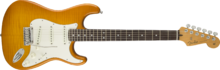 Fender Flame Maple Top American Custom Stratocaster