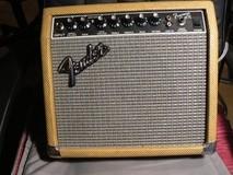 Fender Frontman 15R tweed