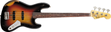 Fender Jaco Pastorius Tribute Jazz Bass