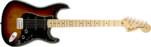 Fender Limited Edition 2015 '70s Hardtail Stratocaster