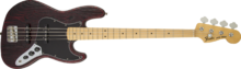 Fender Limited Edition Sandblasted Jazz Bass with Ash Body