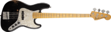 Fender Limited Geddy Lee 1972 Jazz Bass
