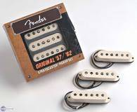 Fender Original '57/ '62  Stratocaster Pickup Set