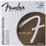 Fender Phosphor Bronze 13-56 Medium 60M