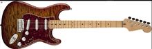 Fender Quilt Maple Top Artisan Stratocaster Maple