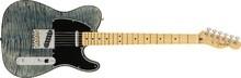 Fender Quilt Maple Top Tele
