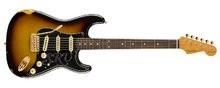 Fender Relic'd SRV Signature Strat