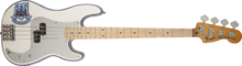 Fender Steve Harris Precision Bass 2015