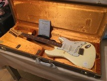 Fender Stratocaster Relic 63 Custom Shop