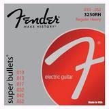 Fender Super Bullets 10-52 Regular/Heavy 3250RH