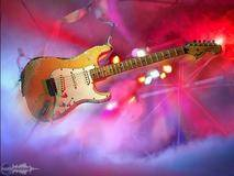 "Fender Tribute Yngwie Malmsteen ""Play Loud"" Stratocaster"